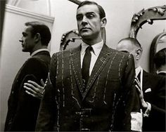 Sean Connery becomes James Bond; The Birth of the Conduit Cut – Anthony Sinclair Bespoke Suit, Bespoke Tailoring, Sean Connery, James Bond, Scottish Actors, Savile Row, Tailored Suits, Timeless Elegance, Elegance Fashion