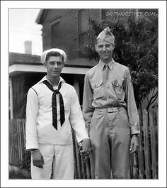 The Irreverent Psychologist: Memorial Day: Vintage Dancing Sailors