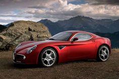 Alfa-Romeo 8C Competizione