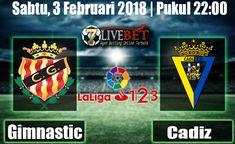 Prediksi Bola Gimnastic Tarragona vs Cadiz 3 Februari 2018. Prediksi Bola Menyajikan Informasi Hasil Skor Akhir Pertandingan kedua tim dari seluruh game.