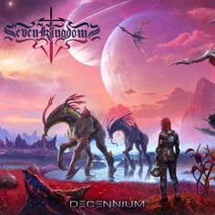 """Reviews still coming in, here's another one from Metal Underground! Get your copy of the newest album, Decennium along with the whole back catalog NOW from Napalm Records! Get your dose of Power Metal!  -""""Decennium"""" takes everything that was impressive about """"The Fire Is Mine"""" and added even more bald eagles, American flags, and AK-47s to the overtly American arsenal, but in the form of orchestration, riffs, and memorability.""""…"""