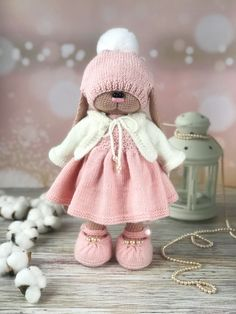 Crochet Bunny Pattern, Crochet Rabbit, Crochet Toys Patterns, Stuffed Toys Patterns, Crochet Animal Amigurumi, Crochet Baby Toys, Cute Crochet, Amigurumi Doll, Knitted Bunnies