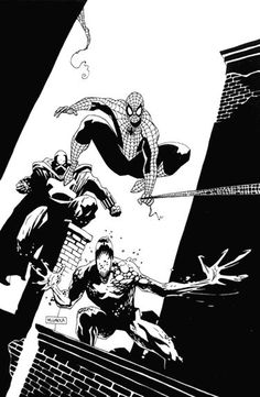 Mike Mignola: Spider-man