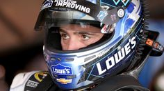 "A determined Jimmie Johnson showed again in Saturday's final practice why he's ""Mr. Martinsville."""