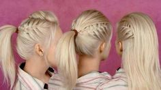 Step by Step Nails, Dresses, Make up, Hair Styles and more Tutorials - http://www.1pic4u.com/blog/2014/10/25/step-by-step-nails-dresses-make-up-hair-styles-and-more-tutorials-171/