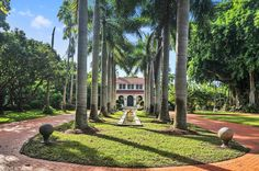 Coral Gables Florida Home for Sale | Architectural Digest