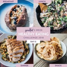 This is Day 12 of the Goodful Two-Week Healthy Eating Challenge. Click here to get a rundown of the whole program.