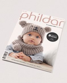 Catalogues & Magazines Tricot et Crochet Booties Crochet, Crochet Baby Hats, Baby Booties, Knitted Hats, Rib Stitch Knitting, Preemie Babies, Custom Stencils, Garter Stitch, Catalogue