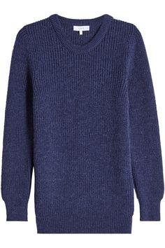 IRO Pullover with Alpaca and Merino Wool. #iro #cloth #