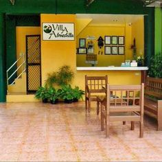 When visiting Bohol, you'll feel right at home at The Villa Almedilla Pension House, which offers quality accommodation and great service. The Villa Almedilla Places To Travel, Travel Destinations, Bohol, Philippines Travel, Beach Resorts, Tour Guide, Hotel Offers, Great Deals, Villa