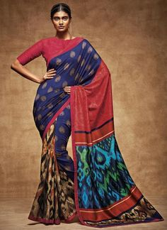 a9eb297ab3267a Buy Online Silk Sarees from India on YourDesignerWearcom Explore the Silk  Saree colletion in various fabrics