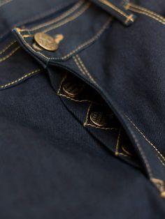 04e9137c 81 Best DENIM DETAILS images | Denim jeans, Blue Jeans, Denim fashion