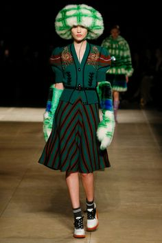 Miu Miu Fall 2017 Ready-to-Wear Collection Photos - Vogue