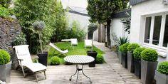 Aménager son jardin n'est pas une mince affaire, pour vous aider, nous vous donnons quelques pistes de réflexion et quelques règle d'or.
