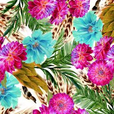Estampa Febratex | Flickr - /jaquelinemiranda Surface Design - print - pattern