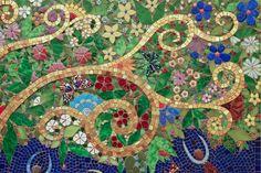 IRINA CHARNY MOSAICS tree of life