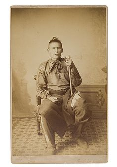Tall Chief - Osage - 1894
