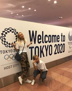 Lisa and Lena in Tokyo Lisa, Musically Star, Tokyo 2020, Besties, Portrait Photography, Twins, Dancer, Germany, Photos