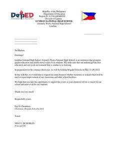 Letter of solicitation for uniform google search solicitation solicitation letter sample altavistaventures Images