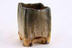 6,5 x 6,5 cm Akzentschale Kusamono Accent Pot Potter: Roman Husmann