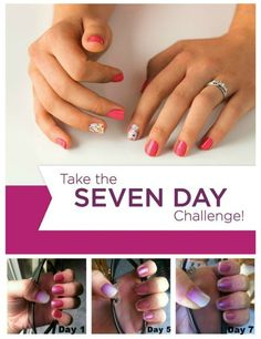 Request a FREE sample TODAY! Comment below!   Then- Apply sample to one nail on each hand and paint the rest of your nails with your favorite nail polish. See for yourself which lasts the full week!  Then post results to my FB page and you GET A FREE PEDI PACK from me!!