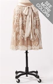 I tryed this on and it did not look good on me...but I still loved it!  Didn't buy though...