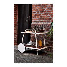 VINDALSÖ Rullvagn, utomhus  - IKEA