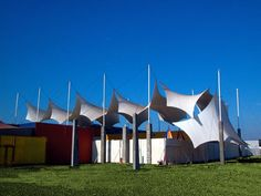 Tensile Structures | Fabric Structures Association