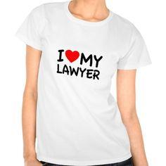 I love my lawyer tshirts #lawyers #ilovemylawyer #personalizedgifts #customgifts #customizablegifts #customizableproducts #trendygifts #populargifts  #thebestgift #moderngifts #theperfectgift #kreatr#customizableshirts #customshirts #personalizedshirts #uniqueshirts #popularshirts #trendyshirts #thebestshirts #personalizedapparel #apparel #shirts