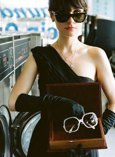 『500日のサマー』のあの子!ズーイー・デシャネルの可愛すぎるファッションをまねしたい♡にて紹介している画像