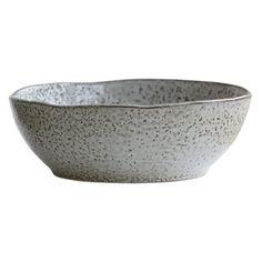 Rustic skål L, grå i gruppen Servering / Skålar & Uppläggningsfat / Skålar hos RUM21.se (132985)