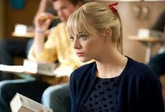 Gwen Stacy (by Emma Stone) - The Amazing Spiderman 1 & 2