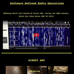 Something we loved from Instagram! Updated SDR-OPS.com #sdr #sdrsharp #fun #airspy #hamr #hamradio #Usb #vhf #uhf #hf #airport #shortwave #arduino #tech #frequency #radio #electronic #hobby  #hackrf #project #noaa #new #space #solar #android #dvbt #hack #satellite #flight #raspberrypi by sdr.ops Check us out http://bit.ly/1KyLetq