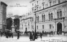 Piazza San Silvestro 1903