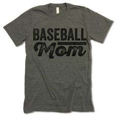The listing is for one short-sleeve UNISEX crewneck t-shirt with Baseball Mom design. Please refer to the size chart below (laying flat measurements in inches) if you want to measure it against one of Baseball Tips, Baseball Mom Shirts, Baseball Jerseys, Baseball Stuff, Baseball Field, Softball, Baseball Outfits, Baseball Scoreboard, Baseball Tickets