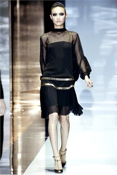 f54034215411d6 Gucci Spring 2012 Long-sleeve Dress media gallery on Coolspotters. See  photos