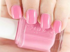 "Essie ""pink nail polish"""