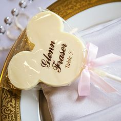 Inspiration Gallery - Invitations & Favors | Disney's Fairy Tale Weddings & Honeymoons Disney Wedding Favors, Coffee Wedding Favors, Wedding Favors Cheap, Diy Wedding, Wedding Ideas, Trendy Wedding, Wedding Venues, Budget Wedding, Disney Wedding Centerpieces