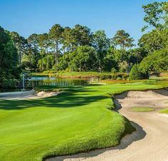 Caledonia Golf and Fish  Club - Myrtle Beach