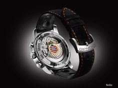 Chopards Grand Prix de Monaco Historique Watch Inspired by 70s Racecars