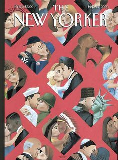 The New Yorker (cover) | issyparis