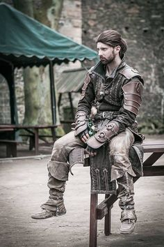 Witcher 3 Cosplay Bear Armor Costume Wild Hunt by DreamIncCosplay