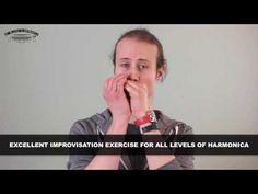 Easy 12 bar blues - Beginner Blues C Harmonica Lesson + free harp tab - YouTube