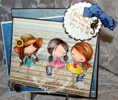 DB Craft Girls: Summer Time at the Beach!