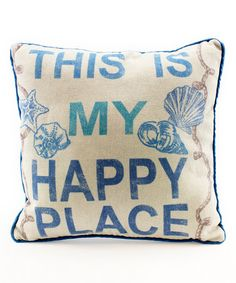 Beach Pillows, Beach Throw Pillows, and Coastal Pillows for your home. Find the best throw pillows for your beach themed bedroom or living room. Toss Pillows, Decorative Throw Pillows, Accent Pillows, Beach Sofa, Nautical Pillows, Beach Themes, Beach Ideas, My Happy Place, Coastal Decor