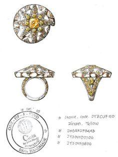 John Hardy. ring sketch...♡