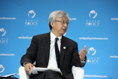 """""""We are now using the money from developed countries more on stability for developing countries. I think that their role is changing."""" - Motoshige Itoh, Professor of international economics at the Graduate School of Economics of the University of Tokyo."""