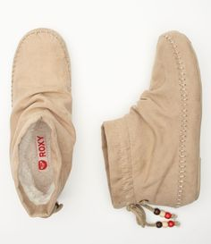 Roxy Slippers $40