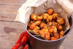 Popcorn Crawfish | Raised on a Roux Crawfish Recipes, Cajun Recipes, Seafood Recipes, Cooking Recipes, Louisiana Seafood, Cajun Cooking, Seafood Dishes, Quick Easy Meals, Food For Thought