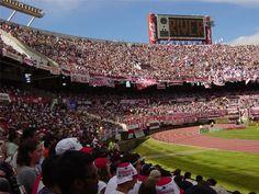 Hinchada de River Plate en el Monumental